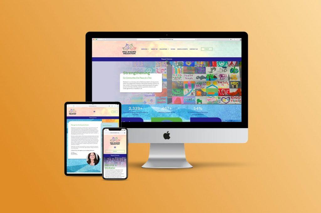 Mid Shore Mediation Website