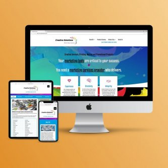 Creative Solutions Website